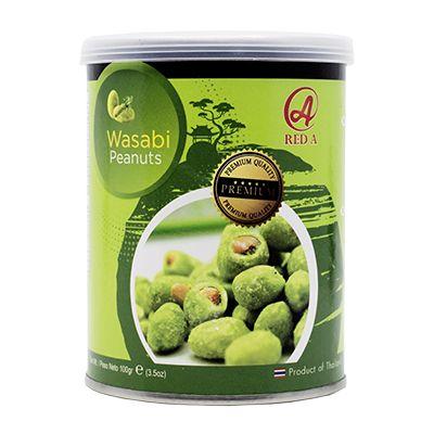 WASABI PEANUTS - RdA - 100.gr