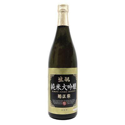 SAKE JmDg KIMOTO - 720.ml