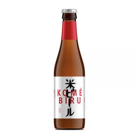 KOME BIRU beer 4,9 % - 330.ml