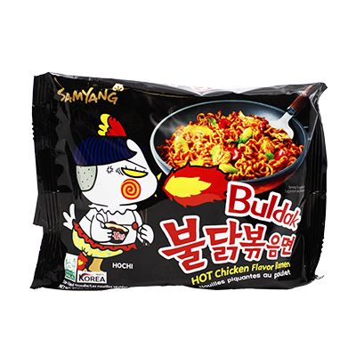 KOREAN ramen Chicken - 140.gr