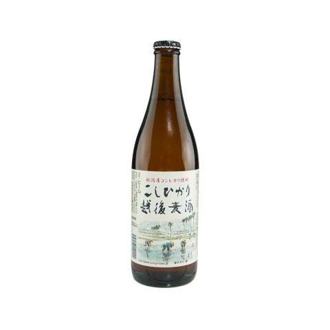 KOSHIHIKARI echigo beer - 500.ml
